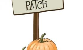 Pumpkin Patch Clipart.