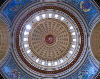 The rotunda.