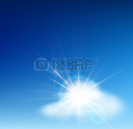 390 A Bright Light Patch Of Light Stock Vector Illustration And.