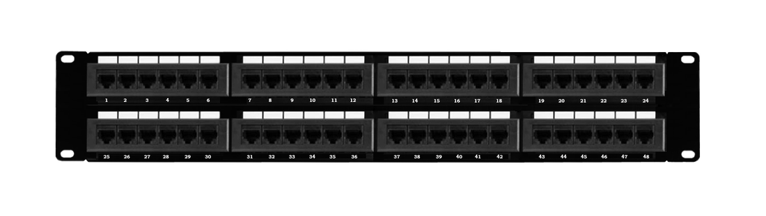 110 Patch Panels.