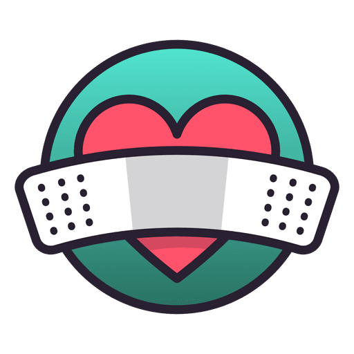 Hearth icon patch.