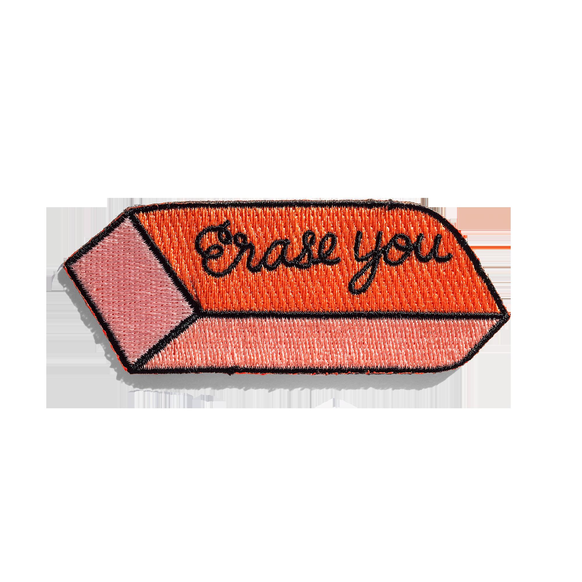Erase You Patch.