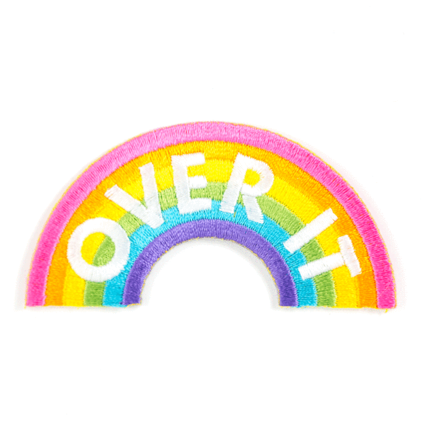 Over It Patch.