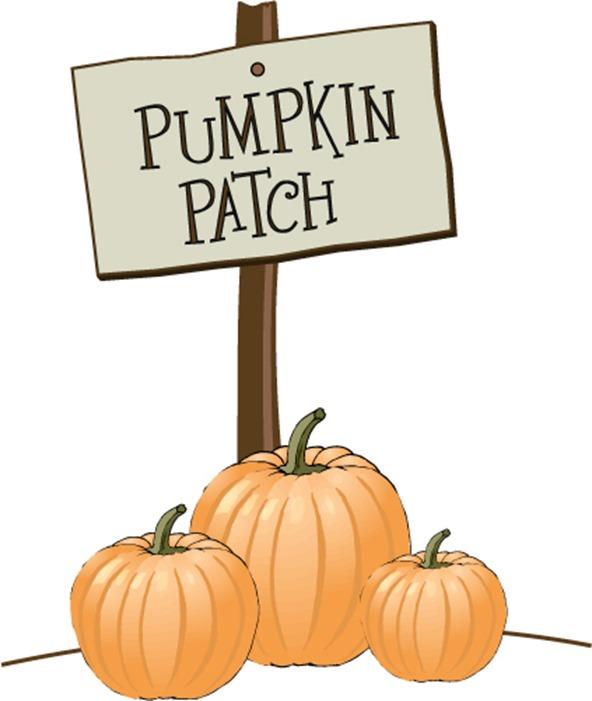 Pumpkin patch clipart free.