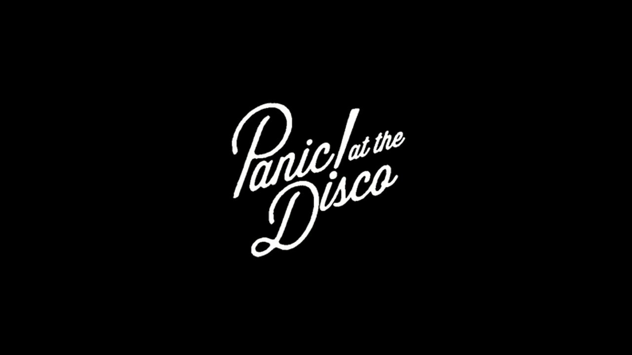 Panic! at the Disco logo on We Heart It.