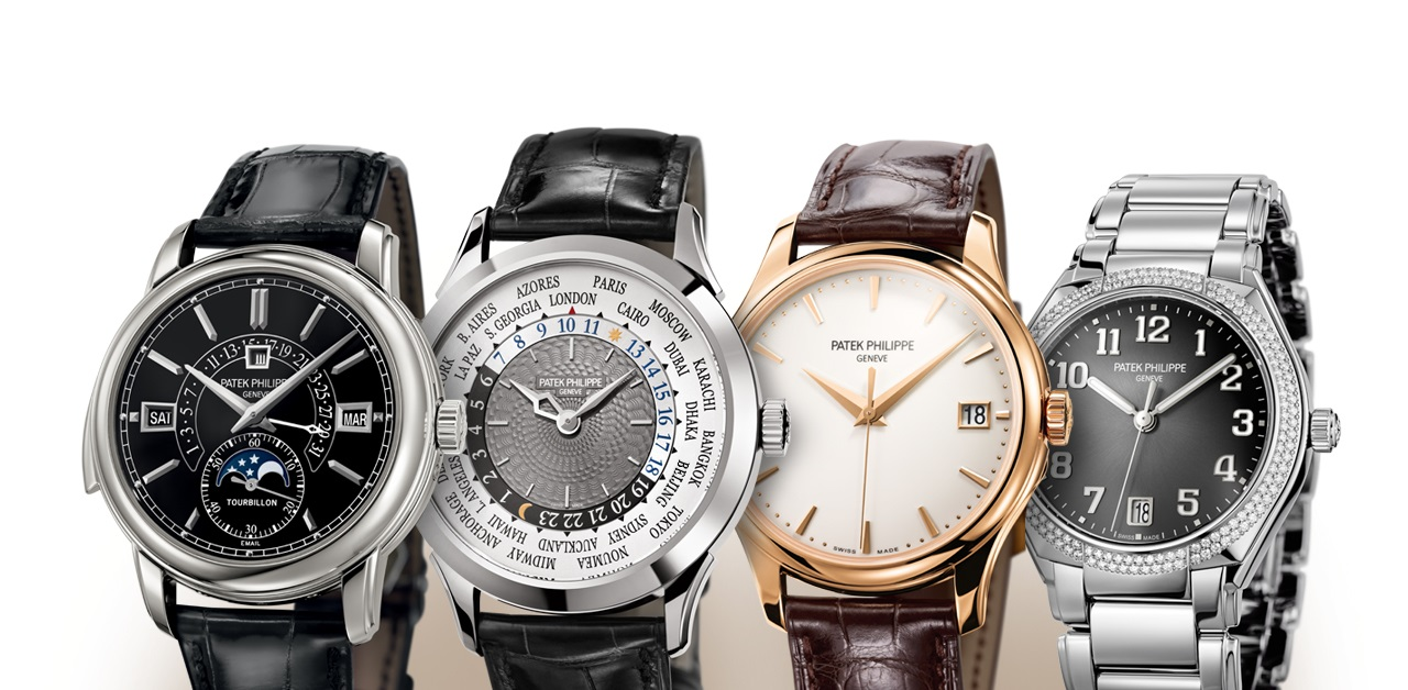 Patek Philippe Official Site.