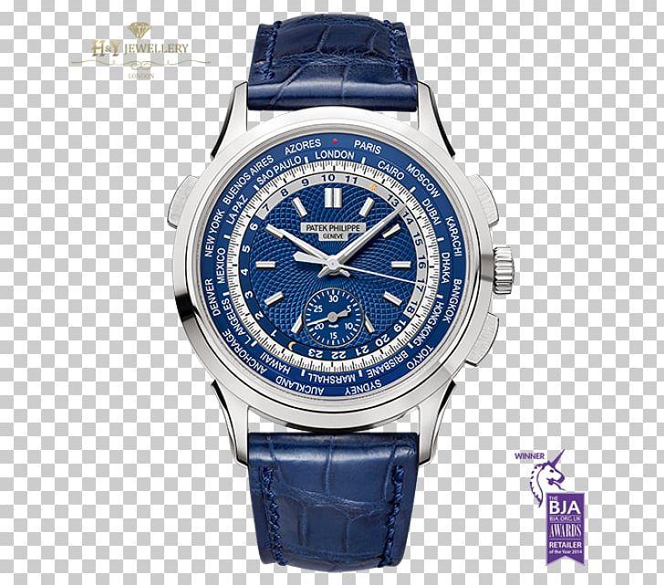 Patek Philippe & Co. Complication Watch Annual Calendar.