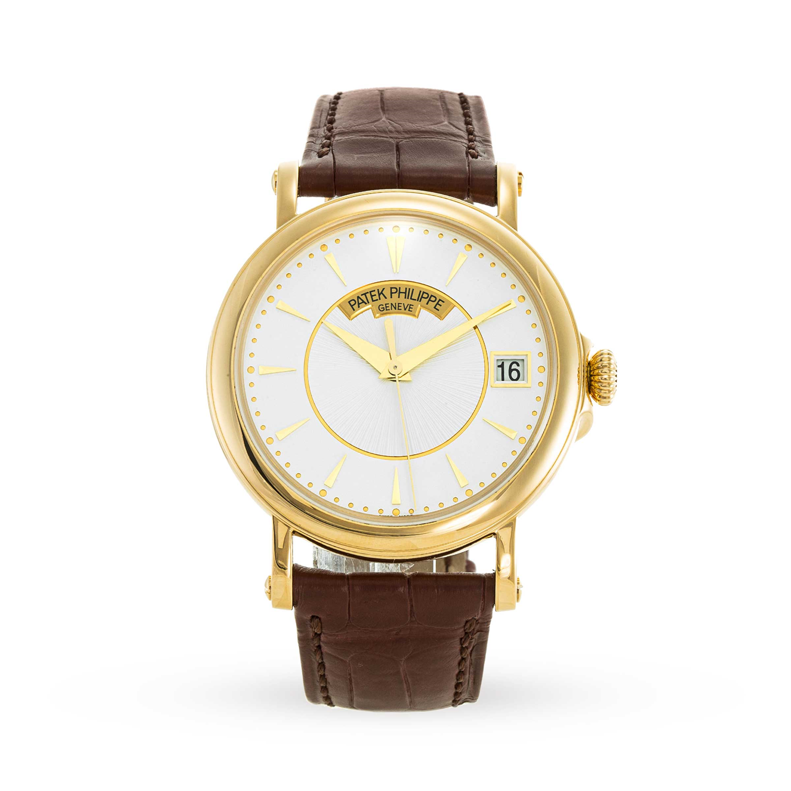 Patek Philippe Calatrava Watch.