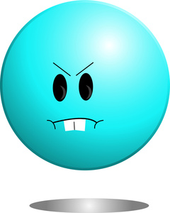 Anger Clipart Image.