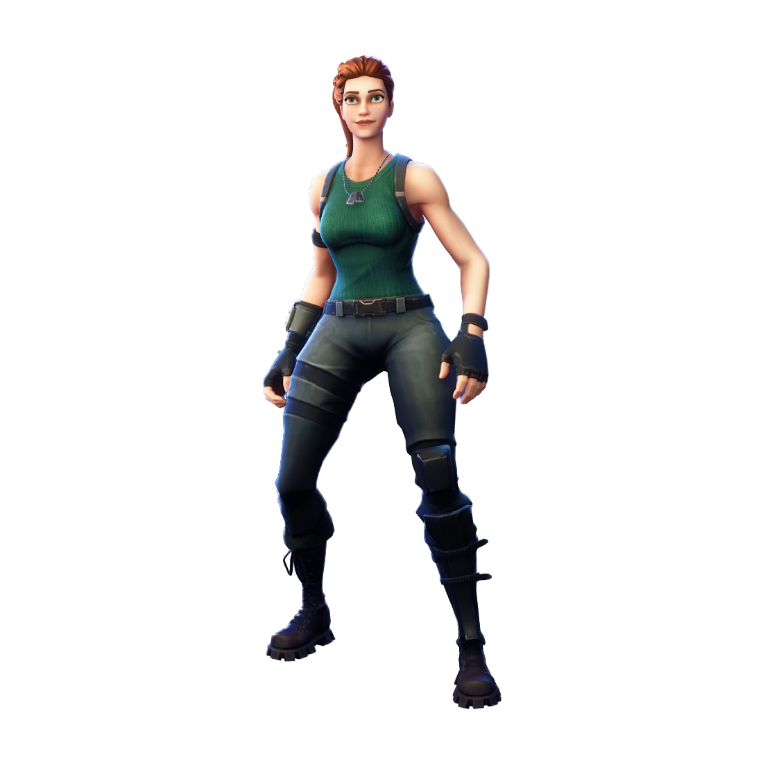 Fortnite Pathfinder PNG Image.