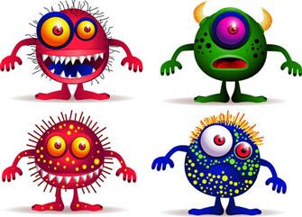 Showing post & media for Cartoon pathogens.