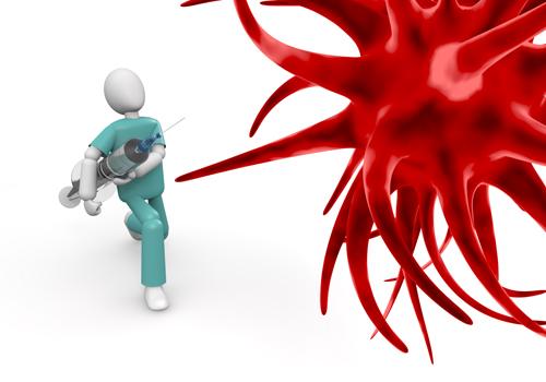 Bloodborne Pathogens Clipart.