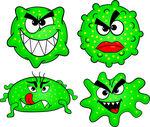 Gallery For > Pathogen Clipart.
