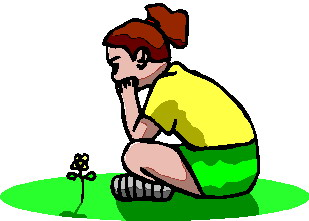 Clipart showing patience.