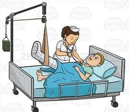 93+ Hospital Bed Clipart.