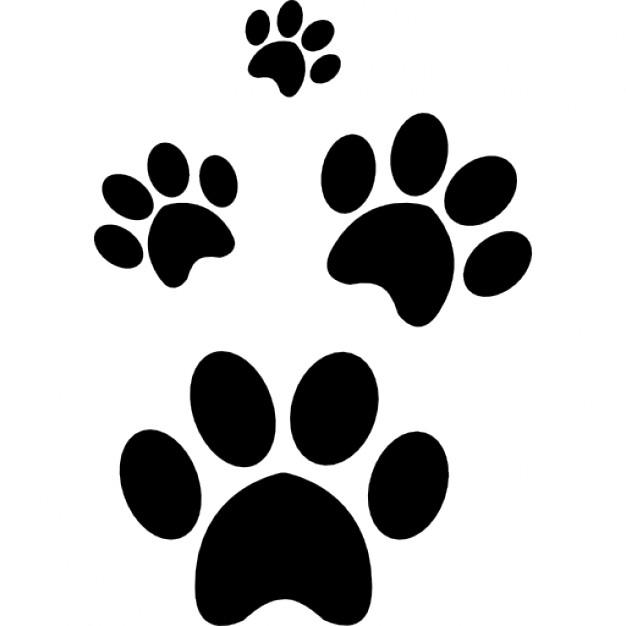 Patas de cachorro png 3 » PNG Image.