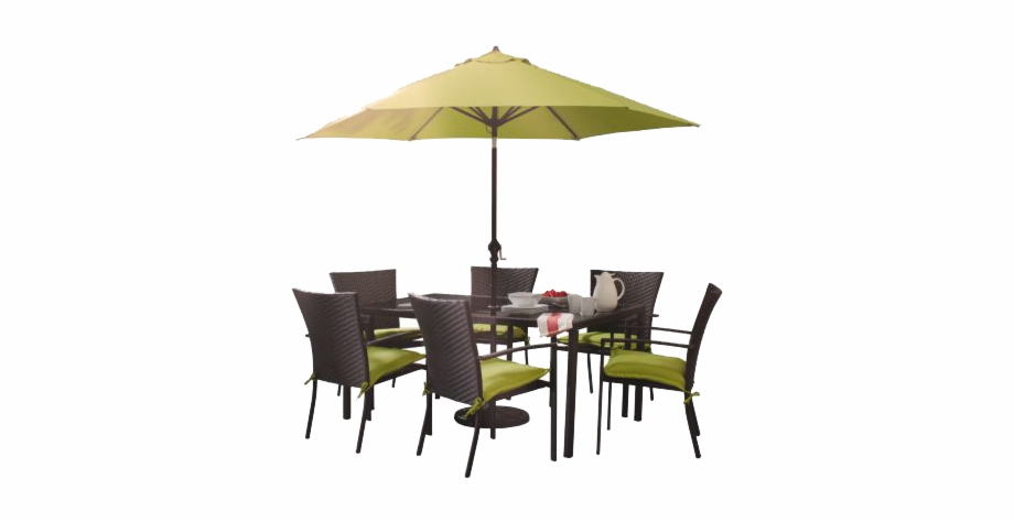 Outdoor Furniture Transparent Png.