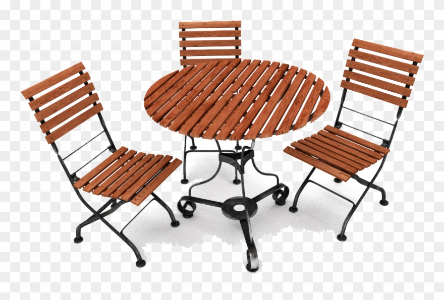 Png Free Stock Garden Furniture Clipart.