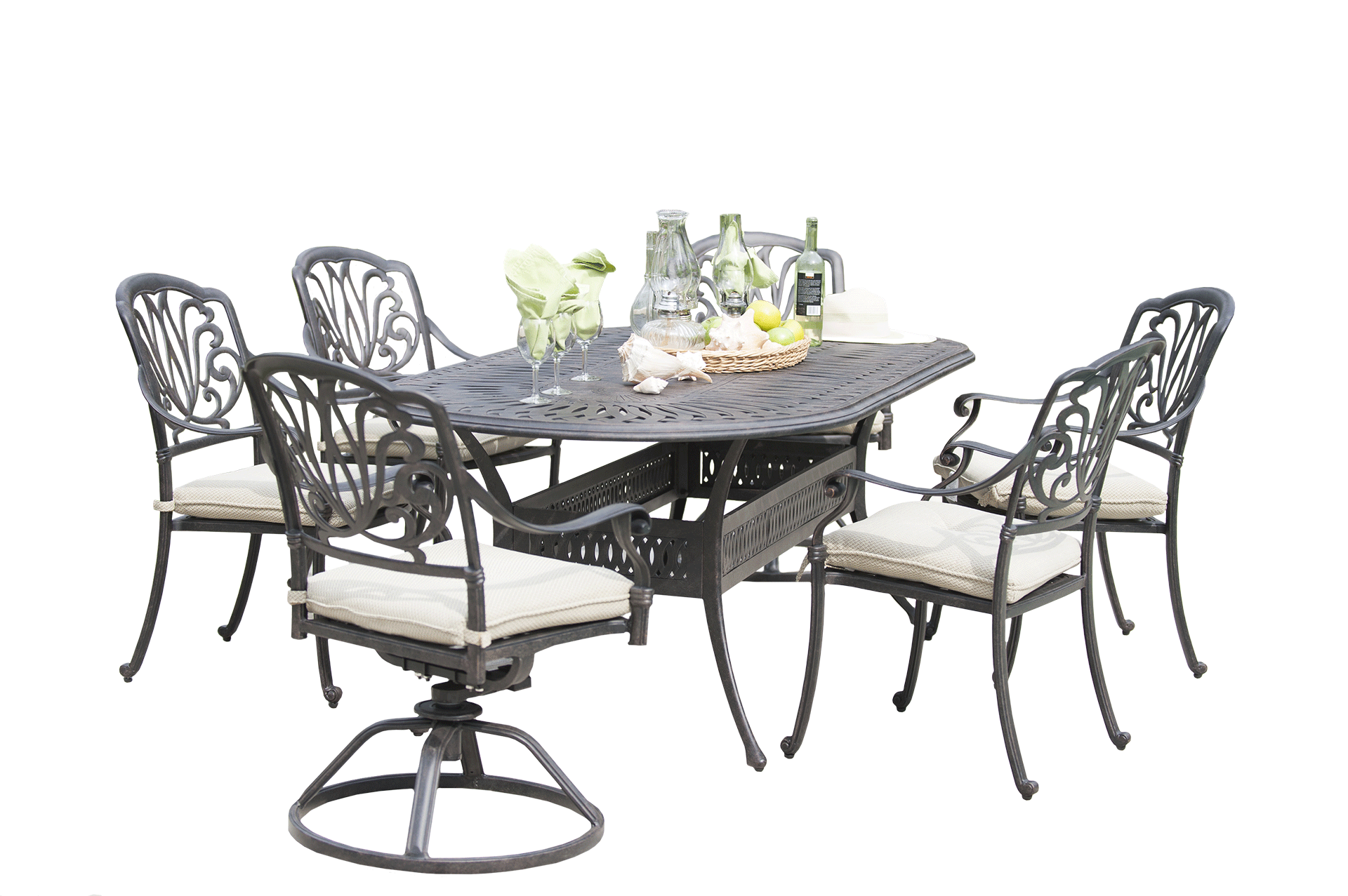 Patio Table PNG File.