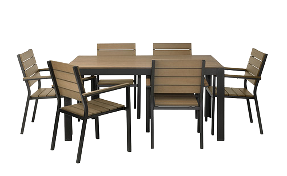 Patio Table PNG Clipart.