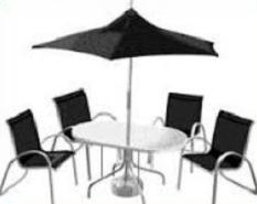 Free Patio Furniture Clipart.