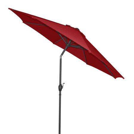 Mainstays 9\' Outdoor Market Umbrella.