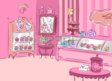 853 Patisserie Stock Vector Illustration And Royalty Free.
