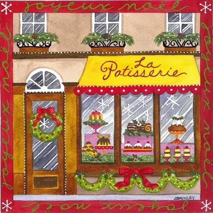 La Patisserie by Jennifer Brinley.