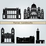 Patras Stock Illustrations.