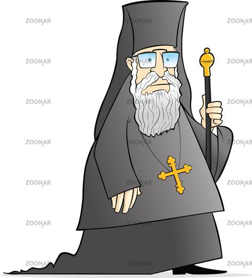 Patriarch clipart.