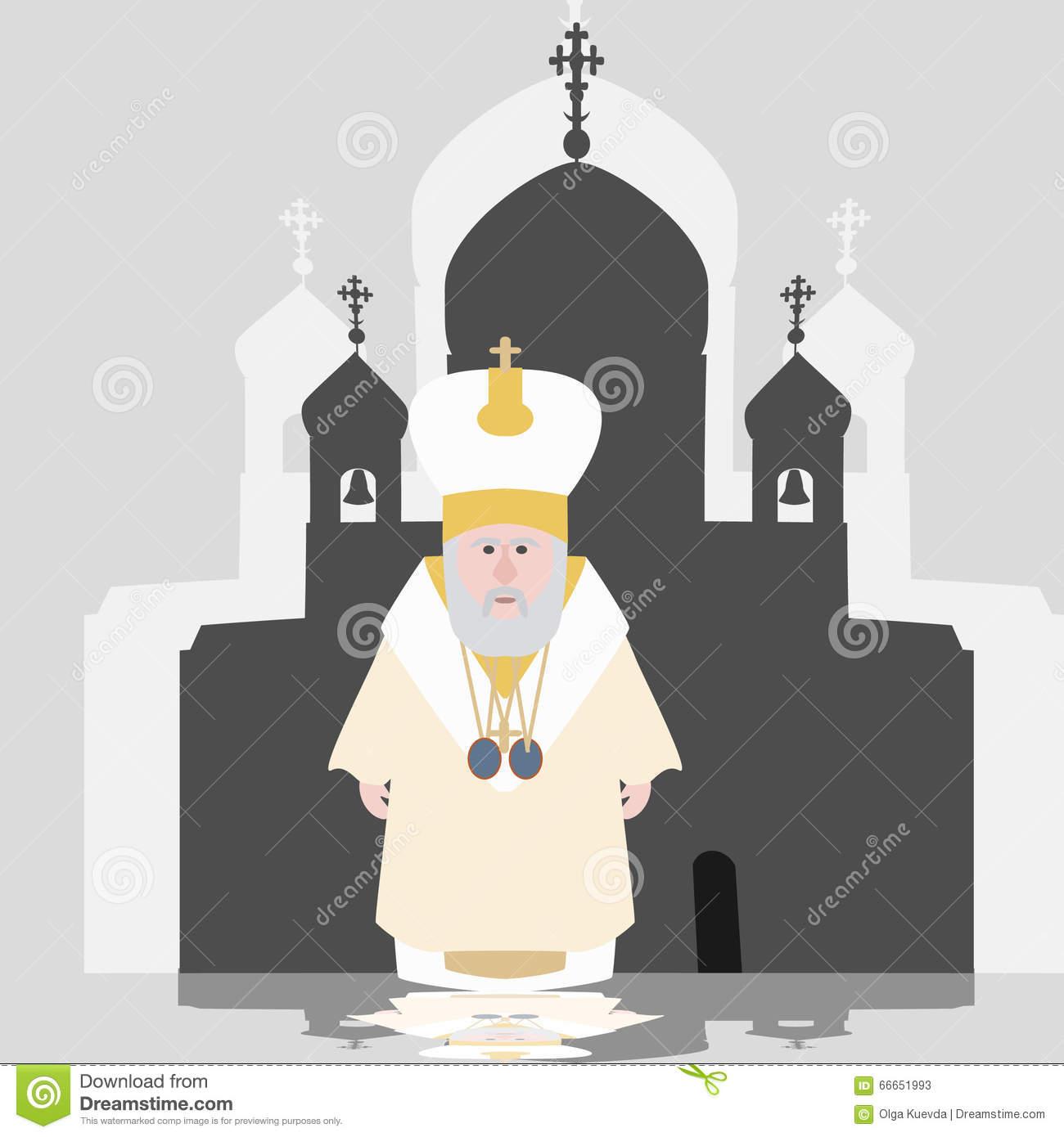 Patriarch Stock Illustrations.