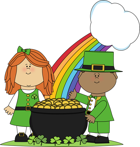 Saint Patrick's Day Clip Art.