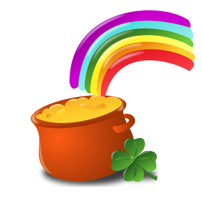 Free St. Patrick's Day Clipart.