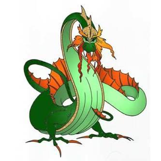Mildred Patricia Baena Clip Art Dragon Clipart.