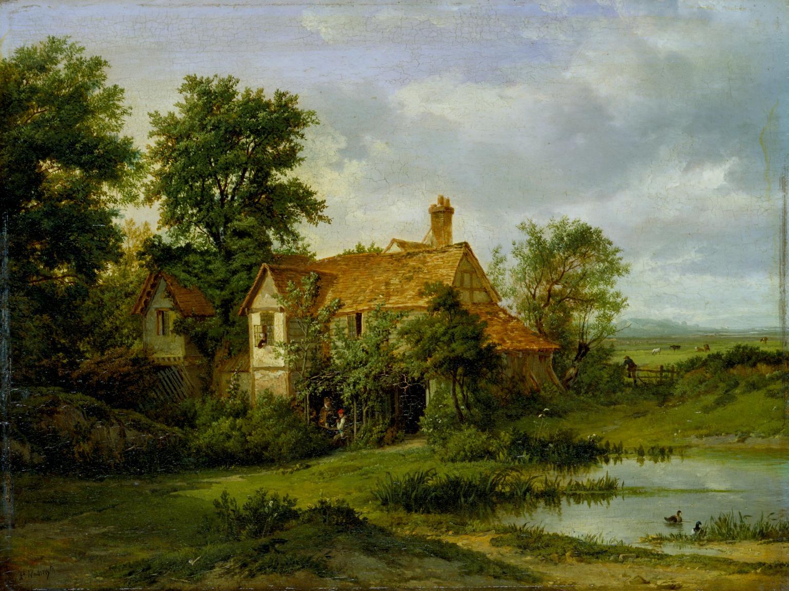 Patrick Nasmyth 1787.