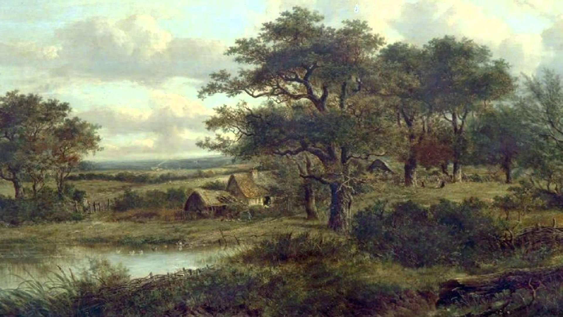 Patrick Nasmyth Paintings.