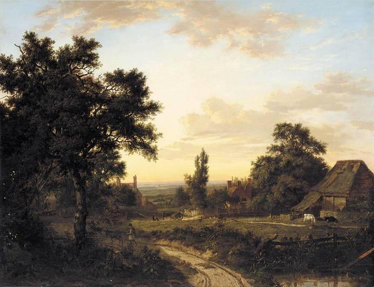 Patrick Nasmyth Works on Sale at Auction & Biography.