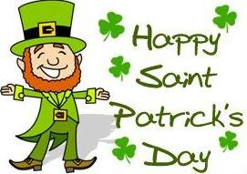 St patricks day st patrick day clipart the cliparts.