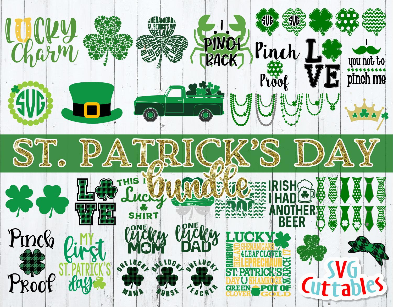 St. Patrick\'s Day Bundle.