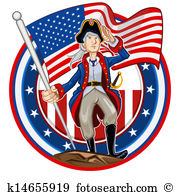 Patriot clipart #14