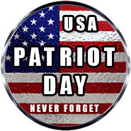 Free Patriot Day Clipart and Graphics.