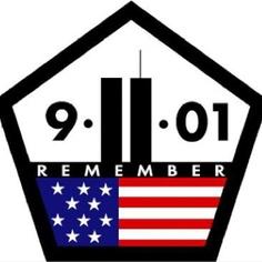 Patriot day clip art.