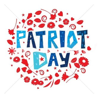 Patriots clipart patriots day.
