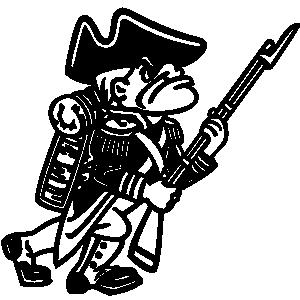 Patriot Soldier Clip Art.