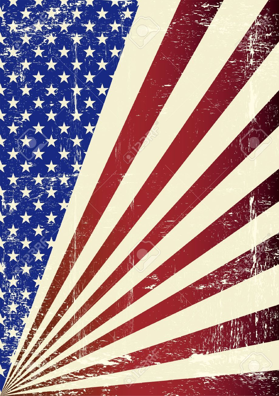 A patriotic background for you Vintage Patriotic Wallpaper.