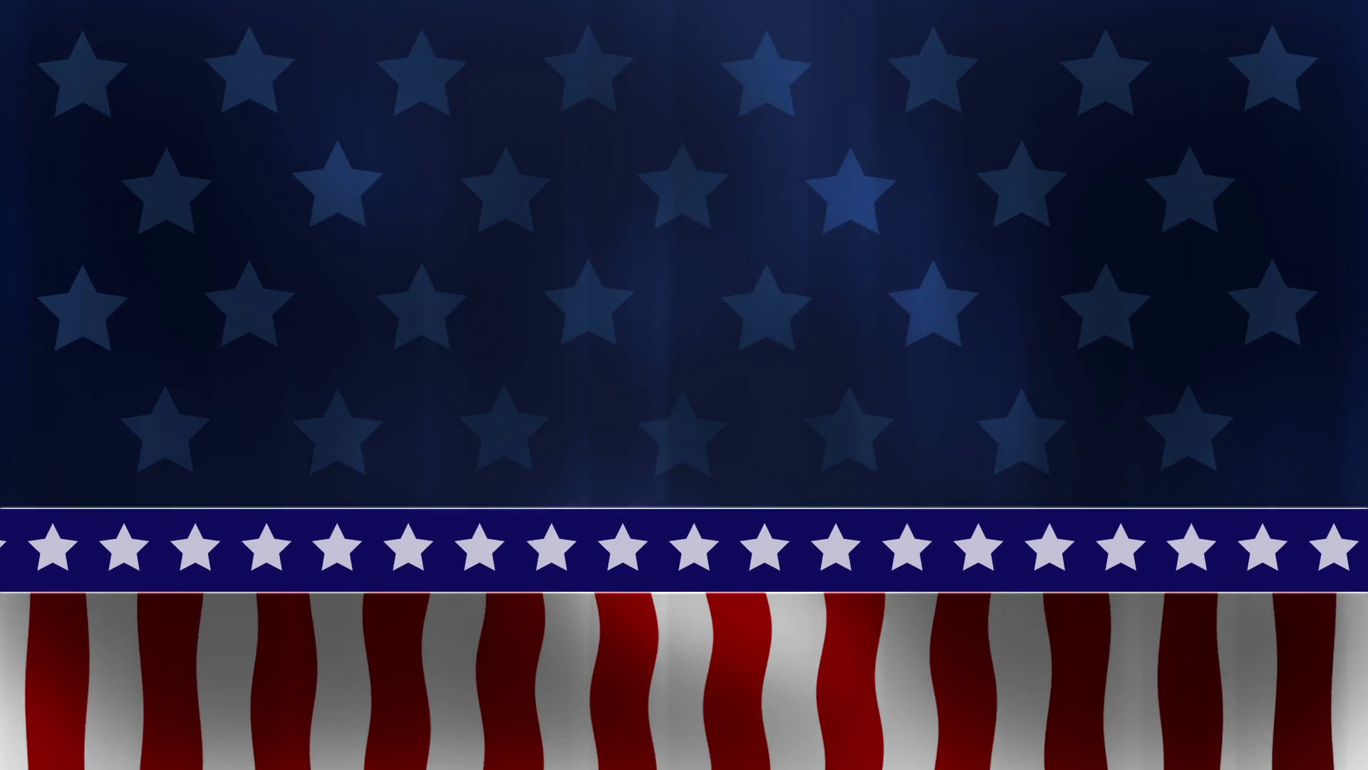 USA Patriotic Background Loop Motion Background.
