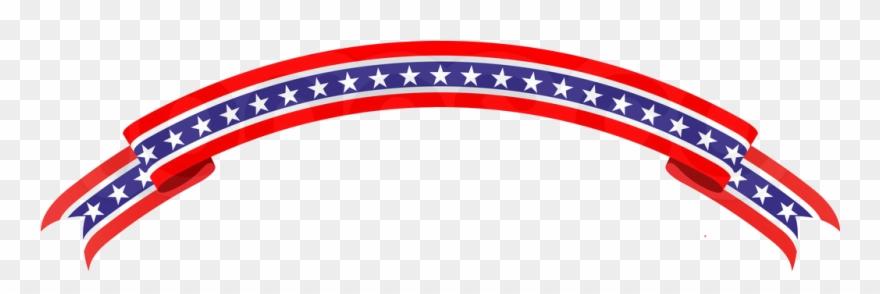 Patriotic Banner Png.