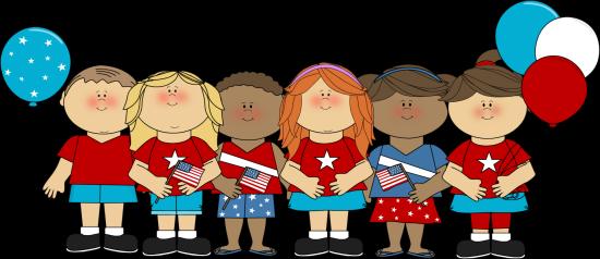 Clip Art Patriotic Holidays Clipart.
