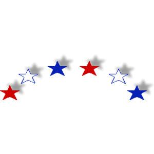 Patriotic free clip art clipart.