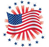Patriotic Clip Art.